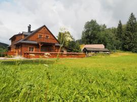 Pod Miloňovou, hotel poblíž významného místa Galik, Velké Karlovice