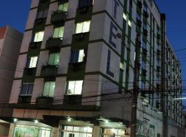 Hotel Morotin, hotel in Santa Maria