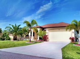 Villa Sunset, holiday rental in Cape Coral