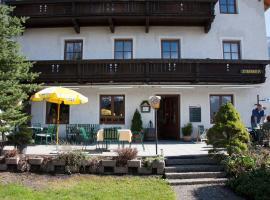 Pension Post - Sistrans, Pension in Innsbruck