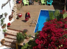 Hostal Lorca, self-catering accommodation in Nerja