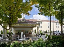 Hampton Inn Sturbridge, hotel in Sturbridge