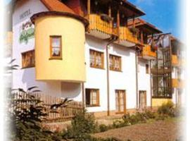 Hotel am Gisselgrund, Hotel in der Nähe von: Fallbachlift, Frankenhain