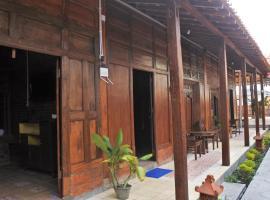Ndalem Malioboro, hotel dekat Stasiun Lempuyangan, Yogyakarta