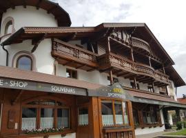 Pension Singer, hotel in Innsbruck