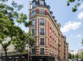 Urban Bivouac Hotel, hotel near Chevaleret Metro Station, Paris