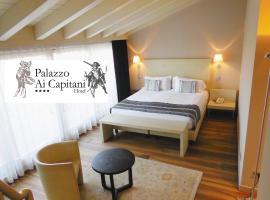 Palazzo Ai Capitani, hotel in Peschiera del Garda