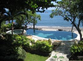 Double One Villas, resort village in Amed