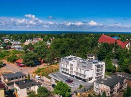 Villa Sosnowe Wzgórze – hotel w Jastrzębiej Górze