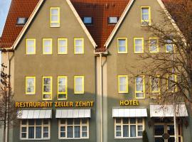 Hotel Zeller Zehnt, hotel in Esslingen