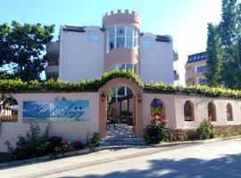 Hotel Angy, отель в Золотых Песках