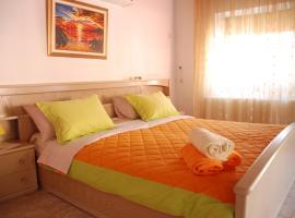 Villa Aleka, apartment in Samothráki