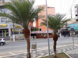 Cometa Palace Hotel, hotel in Pouso Alegre