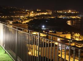 B&B Vista sul Mare, bed & breakfast a Porto Empedocle