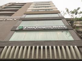 Casa Yangon Hotel, hotel in Yangon