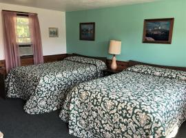 Bass River Motel, beach hotel in South Yarmouth