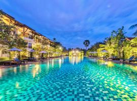 Angkor Palace Suite & Villa, hotel in Siem Reap