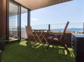 APART CityMar 24h Garaje, hotel cerca de Ermita de Nosa Señora da Guía, Vigo