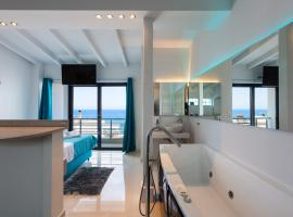 Rethymno Hills, serviced apartment in Rethymno Town