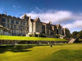 Bovey Castle, hotel in Moretonhampstead