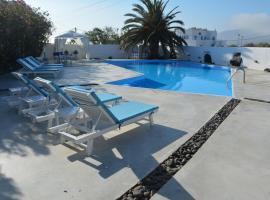 Melina Hotel, pet-friendly hotel in Fira