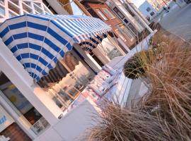Bed&Breakfast aan Strand, hôtel à Katwijk aan Zee