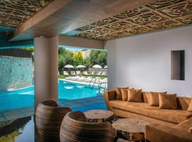 Anesis Blue Boutique Hotel, hotel in Hersonissos