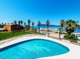 Résidence Néméa Le Cap Azur, hotel in Saint-Mandrier-sur-Mer