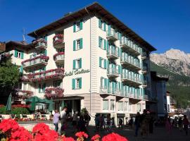 Hotel Cortina, hotell i Cortina d'Ampezzo