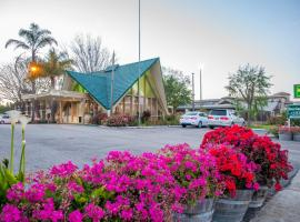 Rose Garden Inn - San Luis Obispo, hotel in San Luis Obispo