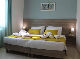 Myron Suite Old Town, accessible hotel in Rethymno Town