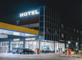 Hotel Brcko Gas Prijedor, отель в городе Приедор