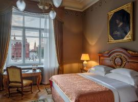 Hotel National, a Luxury Collection Hotel in Moscow, hotel near State Historical Museum, Moscow