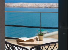 Molos Hotel, hotel in Limenaria