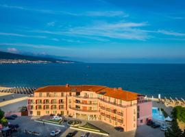 Hotel Residence Dune - Free Beach Access, boutique hotel in Sunny Beach