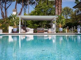 California Park Hotel, hotel in Forte dei Marmi