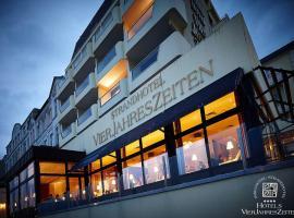 Strandhotel VierJahresZeiten, Hotel in Borkum