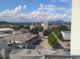 Messe Apartment, Ferienwohnung in Klagenfurt am Wörthersee