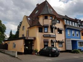 Hotel Goethe, pet-friendly hotel in Cologne