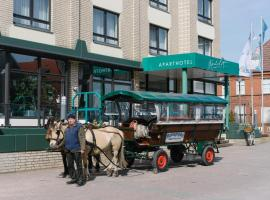 Aparthotel Kachelot, Hotel in Borkum