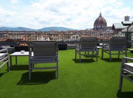 Hotel Cantoria, отель во Флоренции, рядом находится Собор Санта-Мария-дель-Фьоре
