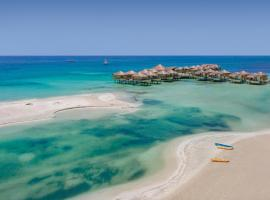 Palafitos Overwater Bungalows at El Dorado Maroma, Gourmet All Inclusive by Karisma - Adults Only、プラヤ・デル・カルメンのリゾート