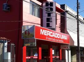 Hotel Aparados, hotel in Praia Grande