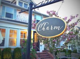 Charm, hotel near Commercial Street, Provincetown