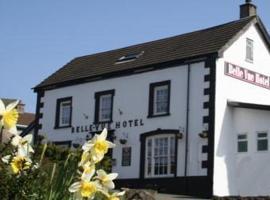 Belle Vue Hotel, hotel in Llanwrtyd Wells