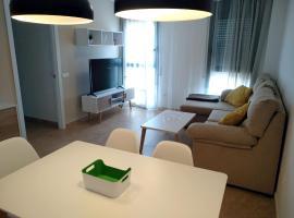 Mi Apartamento en el Delta del Ebro+, apartment in Deltebre