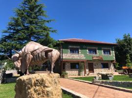 Las Cavernas Del Bisonte, apartment in Santillana del Mar