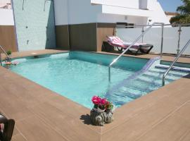 Apartamentos Balcón de Nerja - Adults Only, self-catering accommodation in Nerja