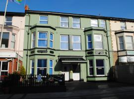 McHalls Hotel, hotel near Houndshill Shopping Centre, Blackpool