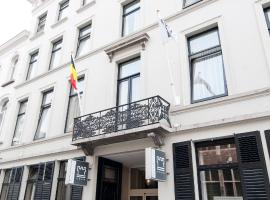 Hotel de Flandre, готель у Генті